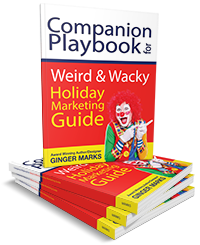 Free Companion Playbook Holiday Marketing Guide